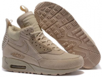 Nike Air Max 90 Sneakerboot Nude
