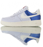 "Tênis Nike AIR FORCE 1 '07 QS""Game Royal Sail Blue"""