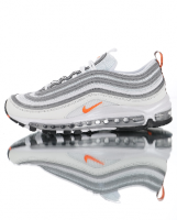Tênis Nike Air Max 97 White Cone Black