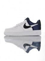 Tênis Nike AIR FORCE 1 '07 NBA White/Midnight Blue/Silk