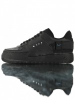 Tênis Nike AF1 Type All Black