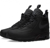 Tênis Nike Air Max 90 SneakerBoot Black