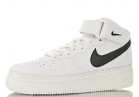 """Tênis Nike Air Force 1 Mid""""Reflective"""" 01"""