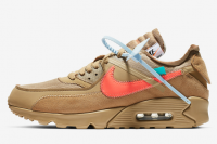 Tênis Nike Air Max 90 OFF White Desert