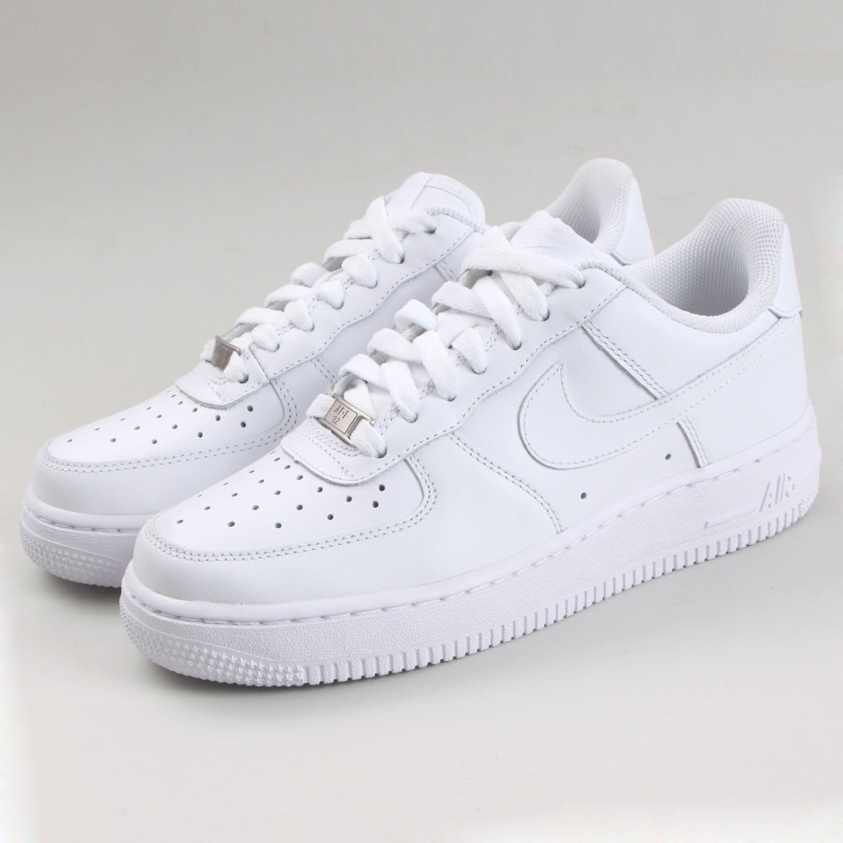 various colors 7eee6 0d757 Nike Air Force 1 Low Branco Por Encomenda - Budy Imports