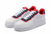 Tênis Nike Air Force 1 07 SE White/Red