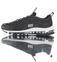 Tênis Nike Air Max 97 Premium Black/White
