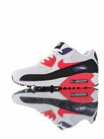 Tênis Nike Air Max 90 Essential White/Red/Black/Purple
